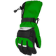 Youth Green/Black Journey Gloves