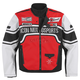 Red Brawnson Sidewinder Jacket