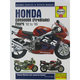 Motorcycle Repair Manual - 2161