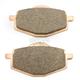 SI Sintered Metal Compound Brake Pads - 575SI