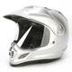 Aluminum Silver XD4 Helmet