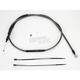Black Pearl Designer Series Alternative Length Clutch Cables for Custom Height/Width Bars - 4220HE