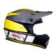 Gray/Yellow/Black MX-2 Daytona Helmet