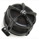 Black Hi-Five Mach 2 Air Cleaner Kit - 9551