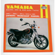 Motorcycle Repair Manual - 378