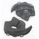 Firm Black Cheek Pad Set for XL - XXL Star Helmets