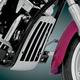 Chrome Radiator Grille - 55-355