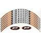 Orange 5026 Wheel Strip Kit - 5026OR