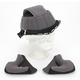 Black Helmet Liner for HJC Helmets