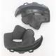 Firm Black Cheek Pad Set for XS - SM Star Helmets