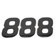 SX Pro 4 in. #8 - NSX4-8B