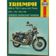 Motorcycle Repair Manual - 122