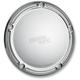 Chrome 5 Hole Ness-Tech Slot Track Derby Cover - 03-492
