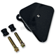 Black Smooth High Performance Diamond Air Cleaner Assembly - 02150B