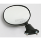 Black OEM-Style Replacement Round Mirror - 20-78262