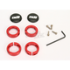 Red Lock Jaw Clamps - L70LJR