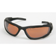 Black C-4 Performance Sunglasses w/Driving Lens - C-4BK/DR