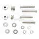 Saddlebag Mounting Hardware Kit - 3390