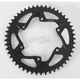 Rear Aluminum Black Sprocket - 511K-49