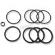 Rear Caliper Seal Only Kit - 1702-0126