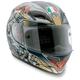 Violin Key Grid Helmet