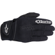 Womens Black Stella Spartan Gloves