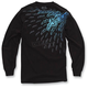 Black Desert Sled Long Sleeve Shirt