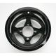 Black Cast Aluminum Utility ATV Wheel - 02300088