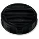 Rear Black Ops Nostalgia Master Cylinder Cover - 0208-2076-SMB