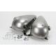Fat Bob Style Gas Tank 3 1/2 Gallon - DS-391230
