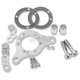 Carb Support Bracket and Breather Kit for CV Carb or Delphi EFI - DM-38