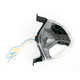 Integrated Taillight w/Stealth Lens - MPH-40034S