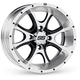 SS108 Machined Alloy Wheel - 1428353404B