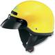 Yellow VG-500 Half Helmet