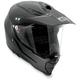 Black AX8 Dual Sport Evo Helmet