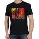 Black FTA Rider T-Shirt
