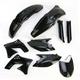 Black Full Replacement Plastic Kit - 2198050001