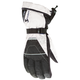 Womens Black/White Storm Gloves - 1014-031