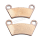 Front or Rear Sintered Metal Brake Pads - 1721-1230