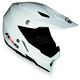 White AX-8 Helmet