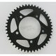Black Aluminum Rear Sprocket - 245AK46
