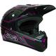 Fuchsia/Charcoal Octane Helmet
