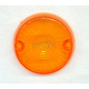 Replacement Amber Turn Signal Lens - 25-1060