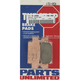 Sintered Metal Brake Pads - 01624829