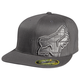 Charcoal Fox Trot 210 Fitted Hat