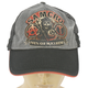 Black Samcro Trucker Hat - ETSA2003-BK