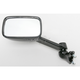 Carbon Fiber OEM-Style Replacement Rectangular Mirror - 20-29624