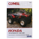 Honda TRX450 Foreman Repair Manual - M210