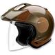 Royale Air Ace Transit Rootbeer Helmet