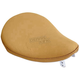 Tan 10 in. Wide Small Spring Solo Seat - 0806-0008